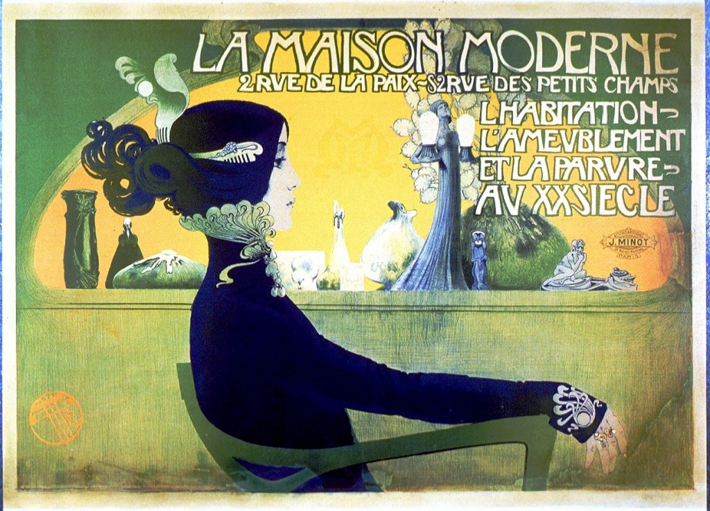 On Art Nouveau