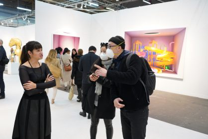 'It Can Hit Us, But It Won't Defeat Us': Armory Show Proves Resilient in Face of Coronavirus Fears andComplications