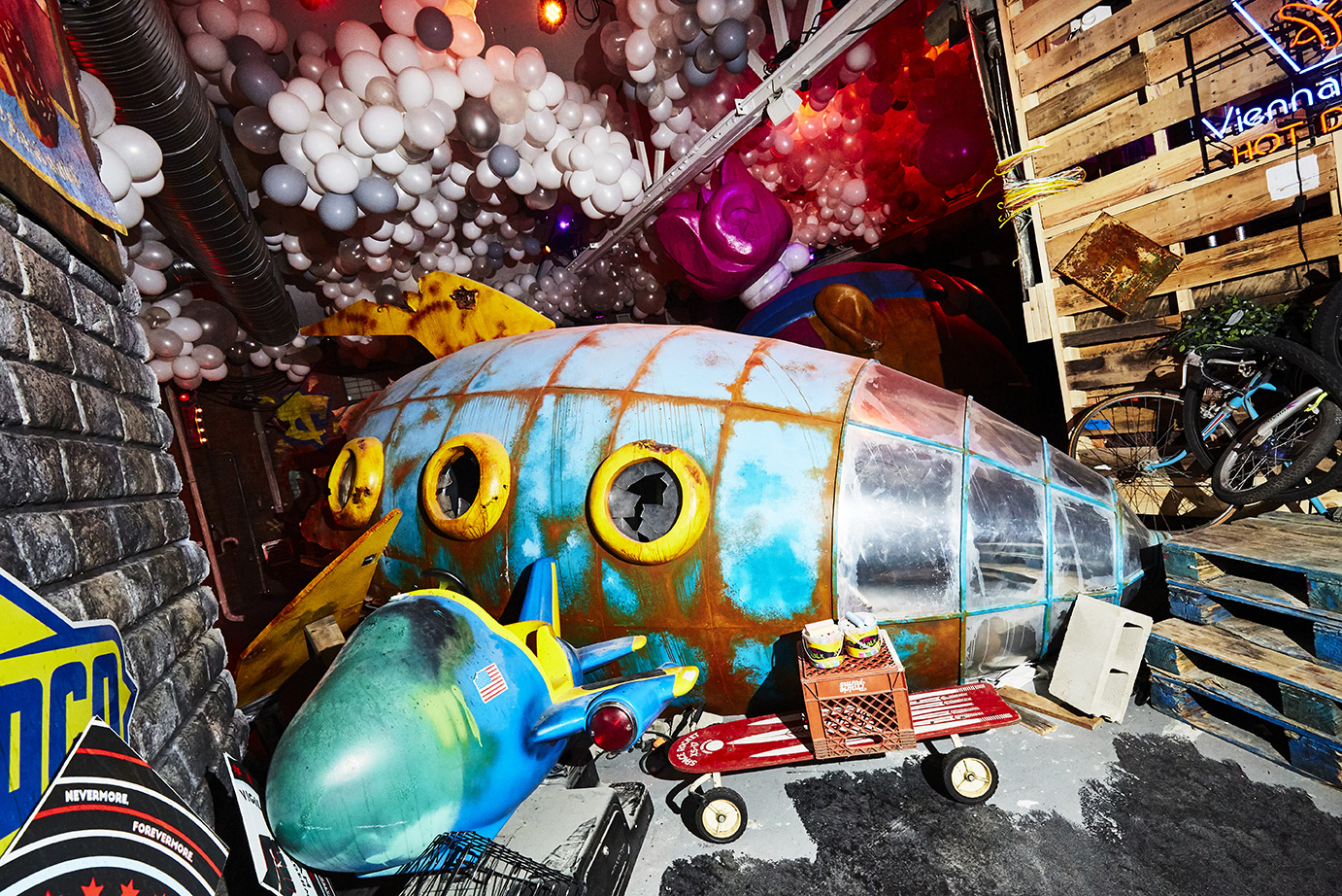 Nevermore Park Manifests the Fictional Universe of Hebru Brantley's Flyboy and Lil Mama