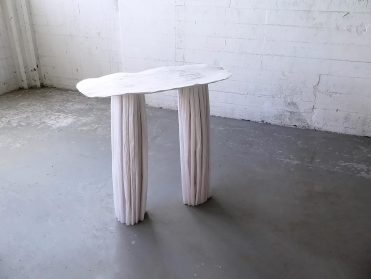 Using Tracing Paper and Rice Water, Designer Pao Hui Kao Creates a Sturdy Furniture Collection
