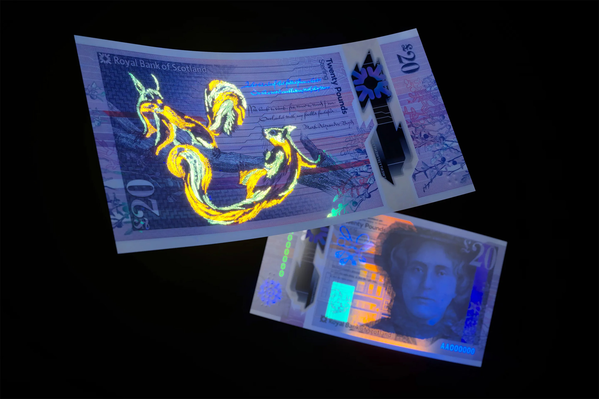 Vibrant New Scottish Currency Illustrated with Influential Women and Abundant Wildlife