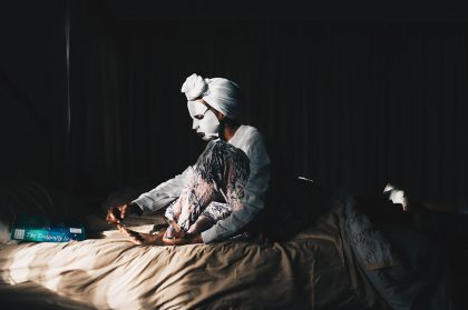 Hundreds of Womxn Are Photographing How They Cope During Quarantine