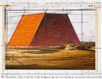 Christo and Jeanne-Claude's Unfinished Works Propose Radical Alternatives to Traditional Monuments