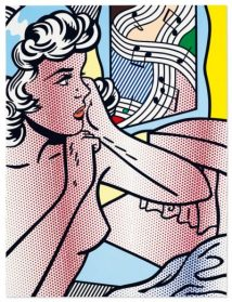 Christie's Nets $420 M. in First Livestreamed Global Relay Auction Led by $46.2 M. Lichtenstein Nude