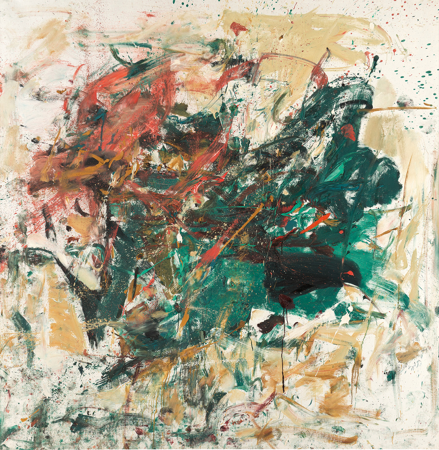 Mitchell, Basquiat Top $41 M. Phillips Contemporary Evening Sale, Thirst for Young Artists Brings NewRecords