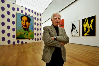 Erich Marx, Noted German Collector Whose Holdings Form the Cornerstone of Berlin's Hamburger Bahnhof, Is Dead at99