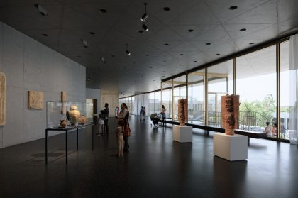 LACMA Unveils New Interior Views of Controversial Zumthor Building