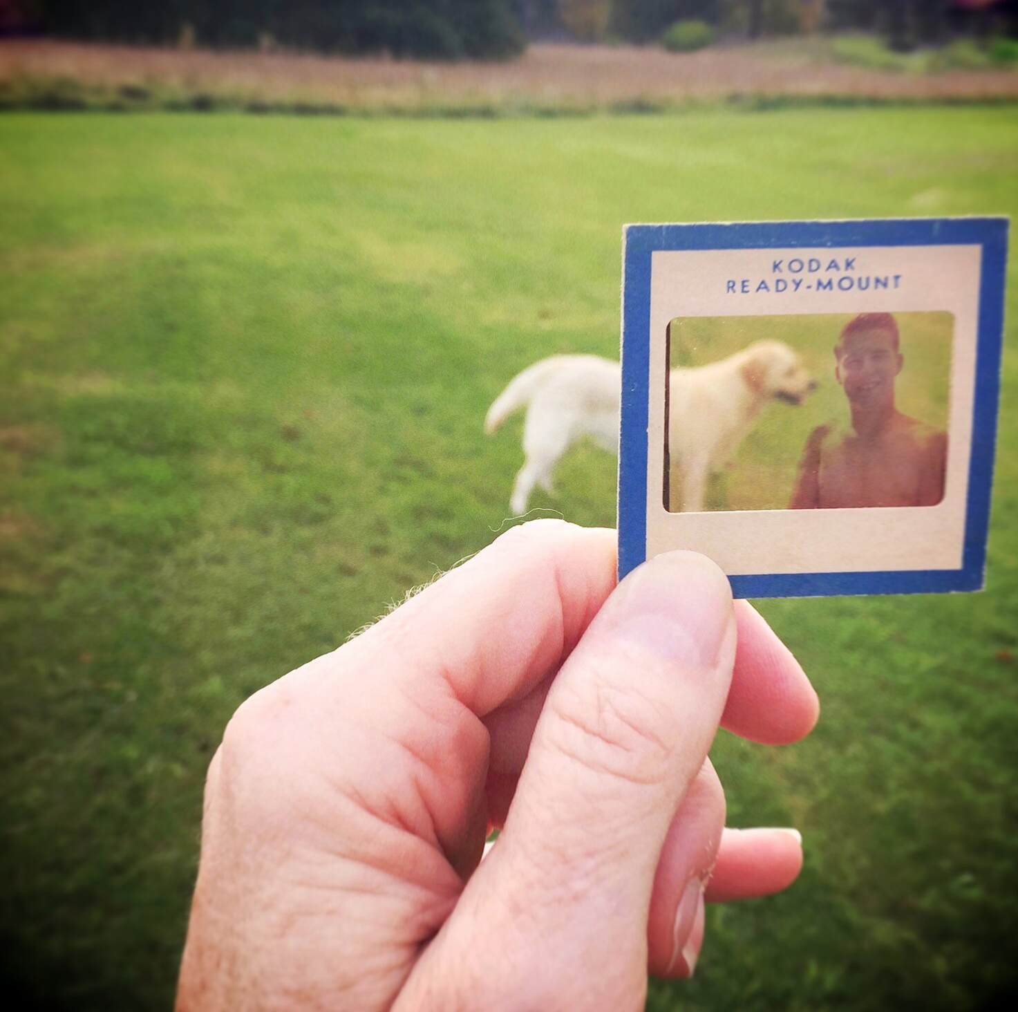 No Memory Is Ever Alone: A Photographer Reimagines Family Moments Using Her Dad's Old Slides