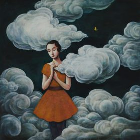 Metaphorical Scenes Examine Mystery in Dreamy Paintings by Artist Duy Huynh