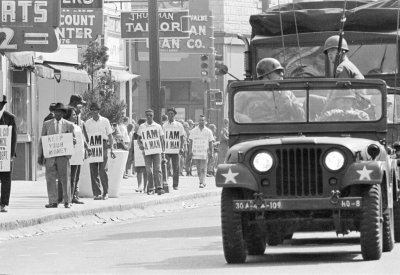 Essentially Invisible: Black Labor After the Siege on Capitol Hill