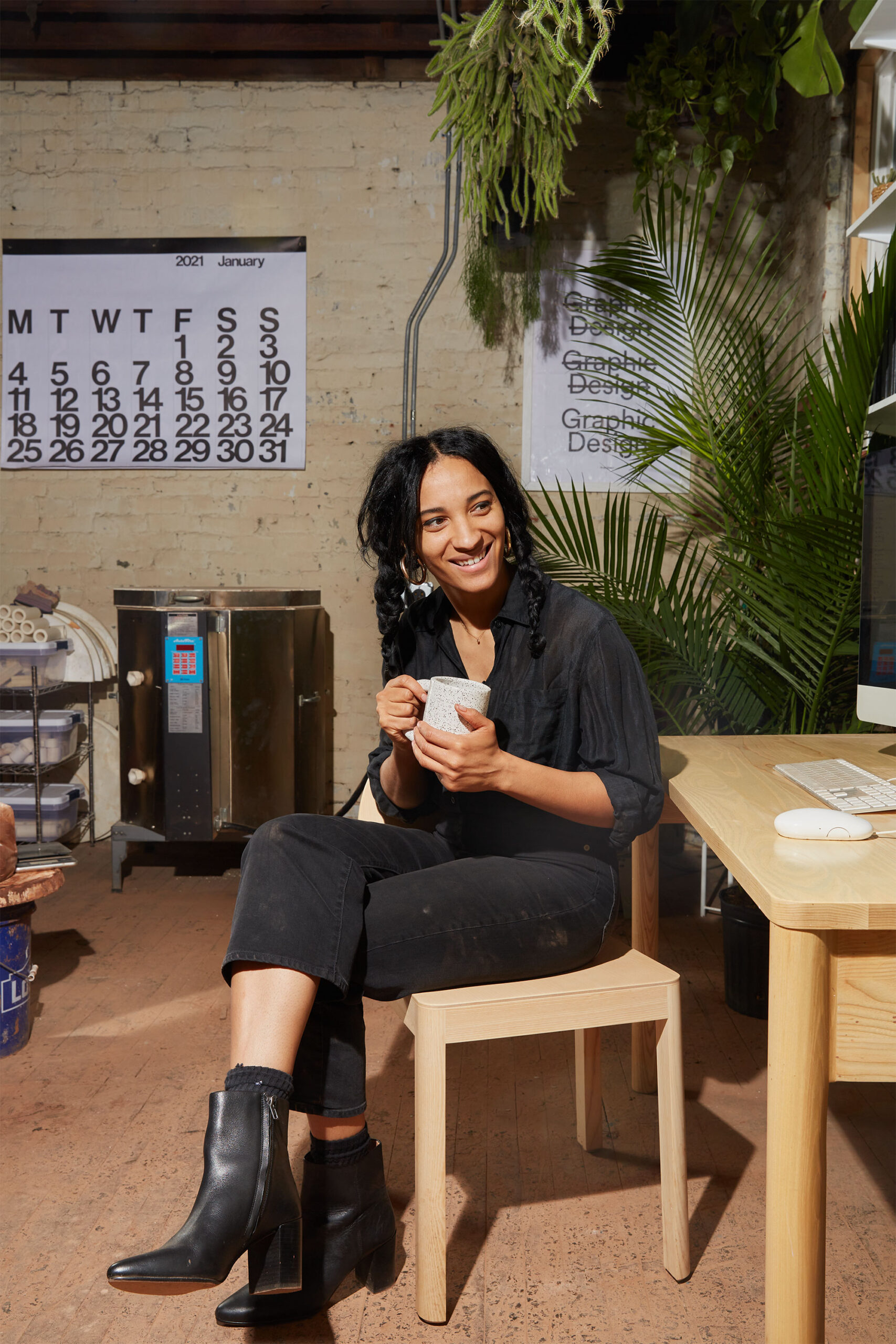 Interview: Lalese Stamps of Lolly Lolly Ceramics Discusses Her Wildly Ambitious 100-Day Project, Brand Activism, and the Need for Vulnerability