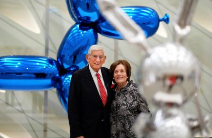 Eli Broad, Collector and Patron Who Redefined Los Angeles's Arts Scene, Has Died at87