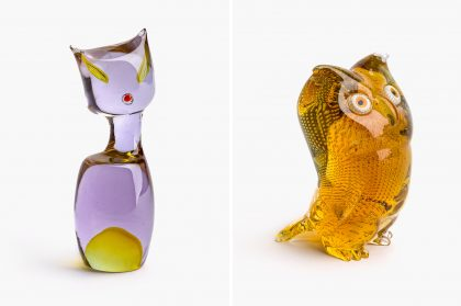 More Than 750 Creatures Inhabit an Extraordinarily Eclectic Menagerie as Part of 'The Glass Ark'