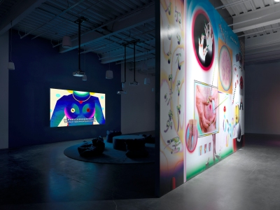 Twisted and Cute: Wong Ping at the NewMuseum